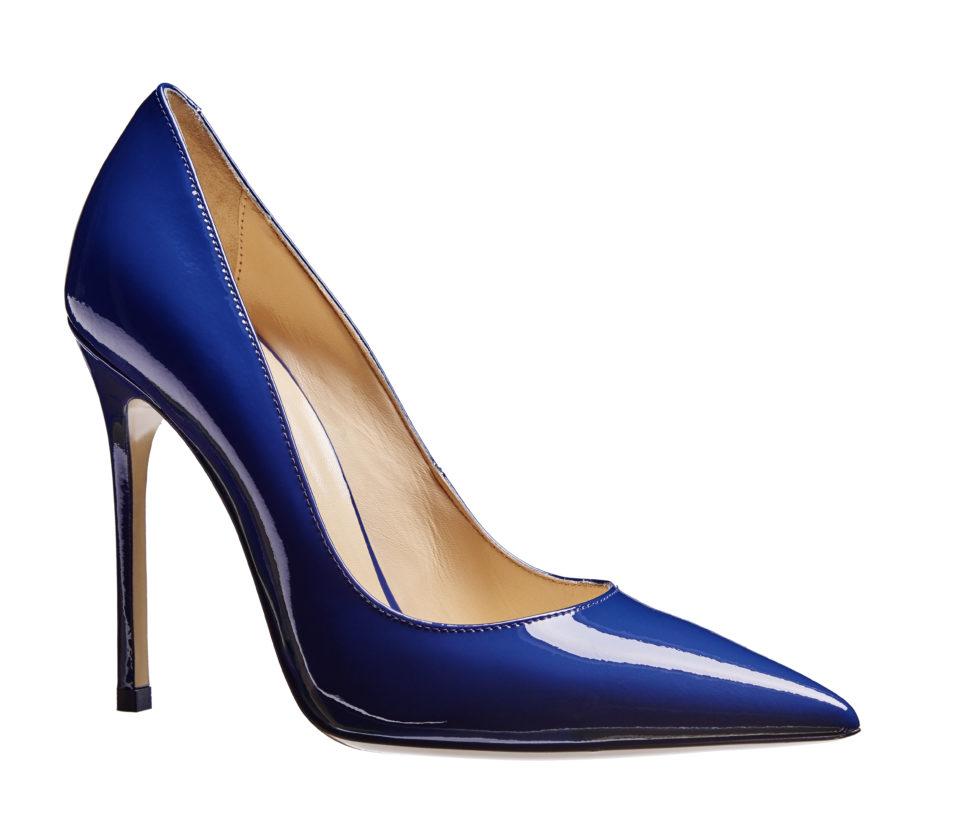 high heel 12 cm lackleder blau soft heels online shop brainshoes wien. Black Bedroom Furniture Sets. Home Design Ideas