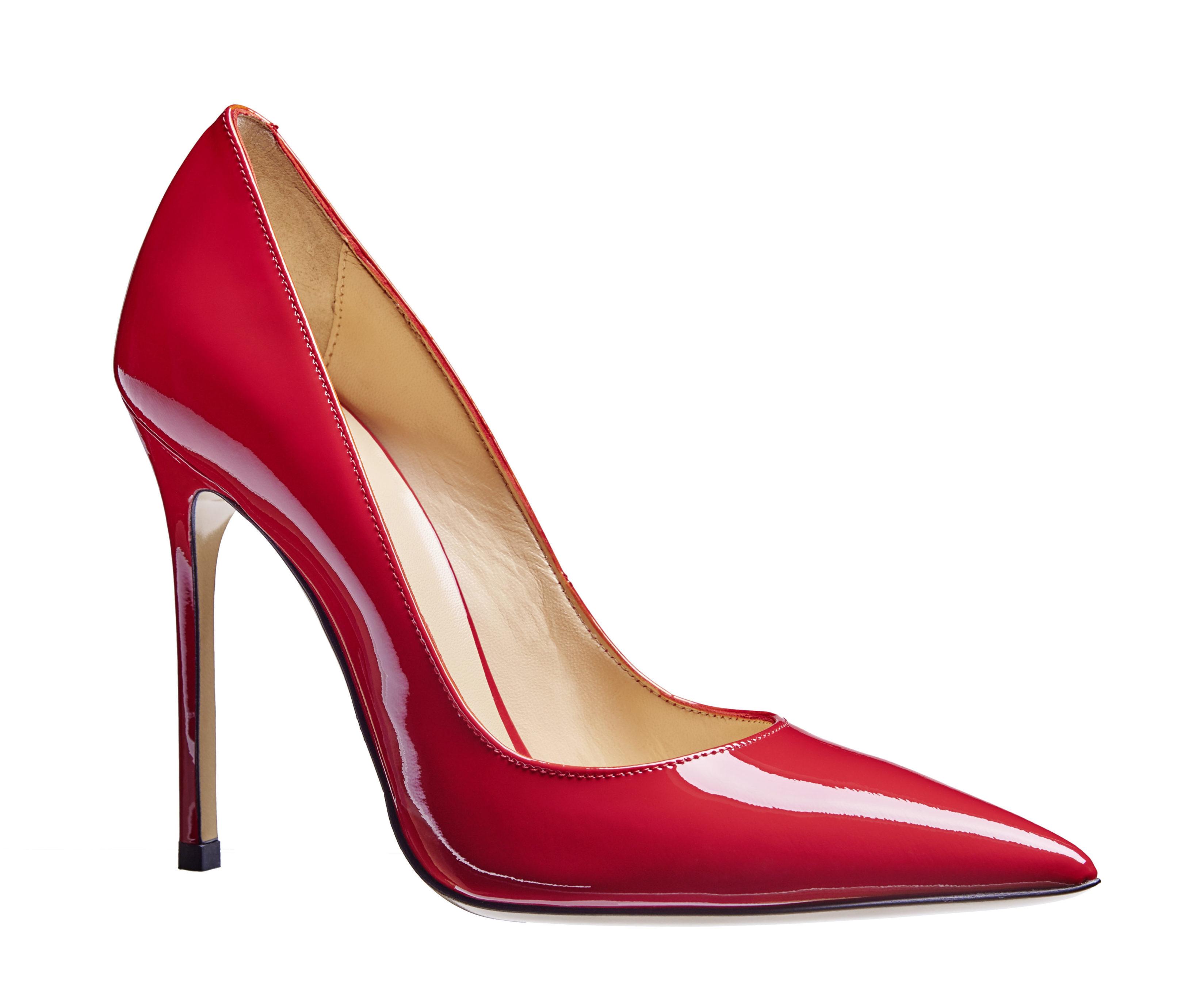 high heel 12 cm lackleder rot soft heels online shop brainshoes wien. Black Bedroom Furniture Sets. Home Design Ideas
