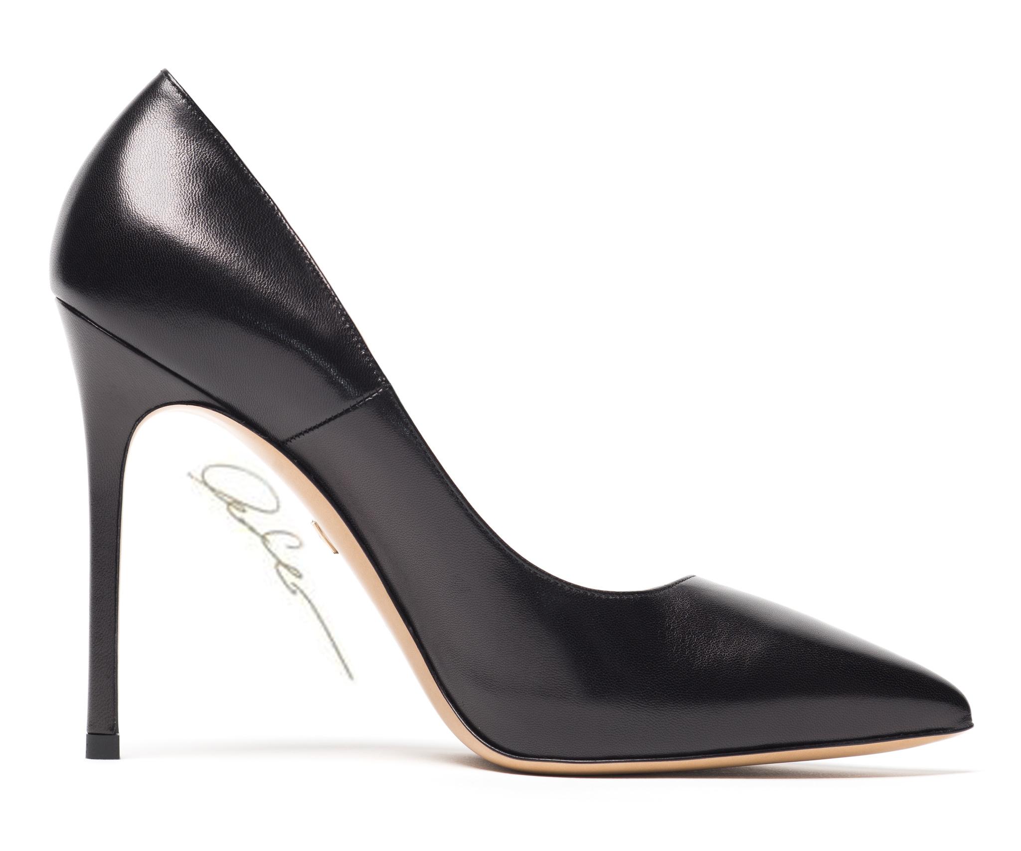 quality design 78422 77f32 Rodeo Drive Collection - High Heel 12 cm - Glattleder - schwarz - spitz